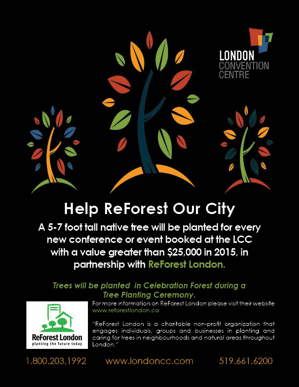 LCC Reforest London Campaign