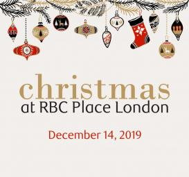 Christmas at RBC Place London